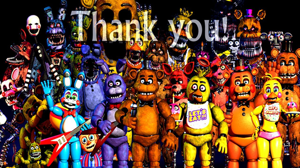 Five Nights at Freddy's 1, 2, and 3 is one of the top best paid Android games.