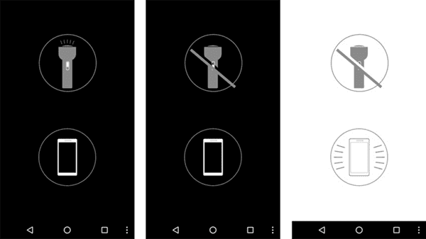 Flashlight Free is one of the Top Flashlight Apps for Android Phones.