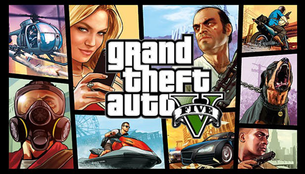 Grand Theft Auto is one of the top best paid Android games.