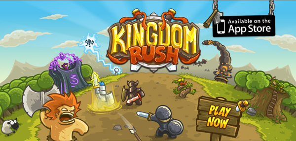 Kingdom Rush is one of the top best paid Android games.