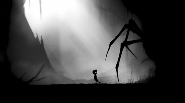Limbo is one of the top best paid Android games.