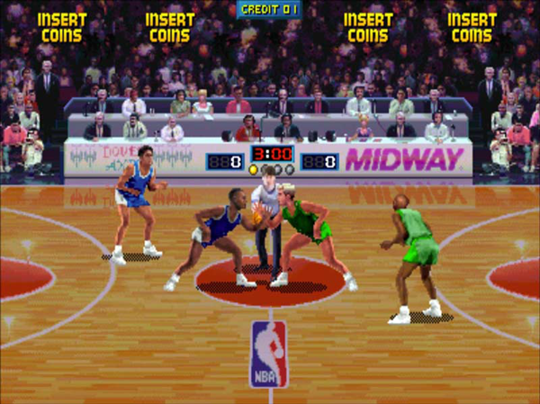 NBA Jam is one of the top best paid Android games.
