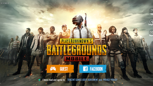 PUBG MOBILE is one of the best Free HD Games for Android.
