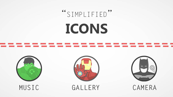 Superhero Icon Pack is one of the top Icon Packs for Android.