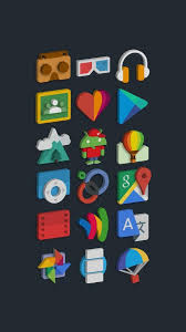 Tigad Pro is one of the top Icon Packs for Android.