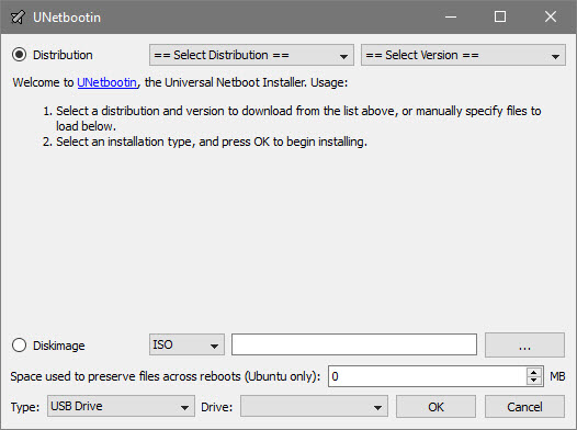 UNetBootin is one of the top USB Bootable Software for Windows.