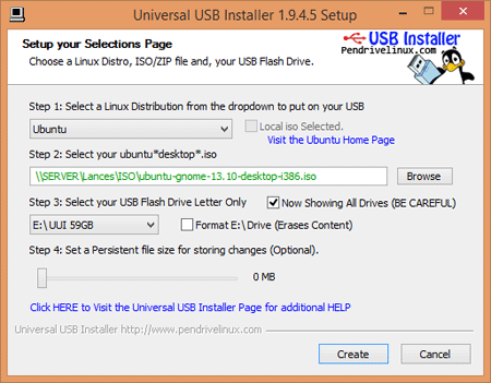 Universal USB Installer is one of the top USB Bootable Software for Windows.