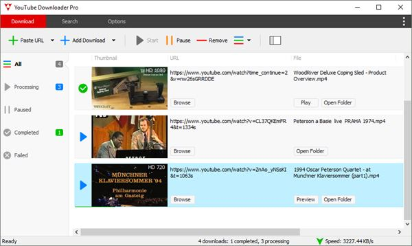 YouTube Downloader Pro Virus-free