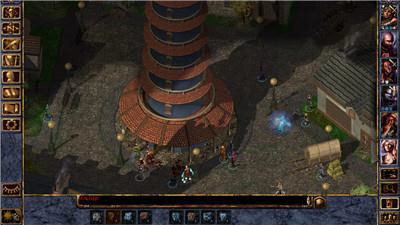 Baldur's Gate Enhanced Edition is one of the top Adult Games for Android.