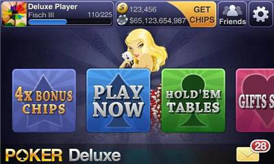 Texas HoldEm Poker Deluxe is one of the top Adult Games for Android.