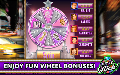 Hit it Rich! Free Casino Slots is one of the top Adult Games for Android.