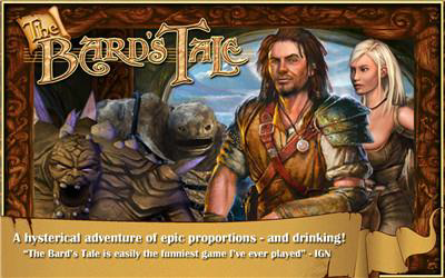 The Bard's Tale is one of the top Adult Games for Android.