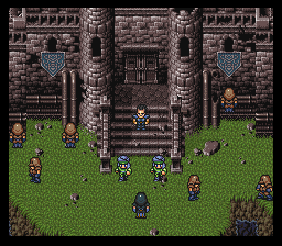 Final Fantasy VI is one of the top Adult Games for Android.