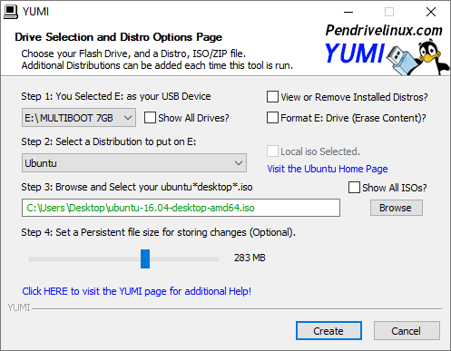 YUMI-Multiboot USB Creator is one of the top USB Bootable Software for Windows.