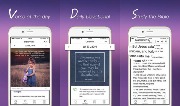 Top 10 Best Bible apps and Bible study apps for Android users
