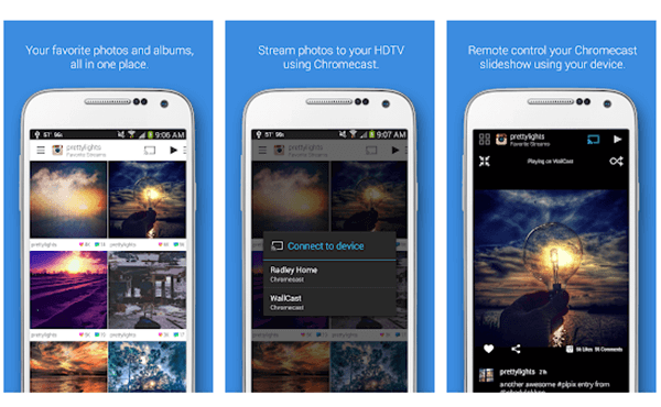 Dayframe is one of the best slideshow Apps for your Android.