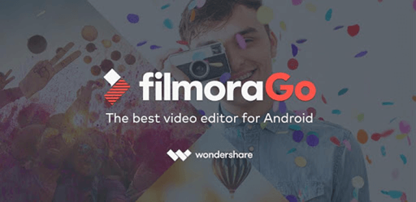 FilmoraGO is one of the best slideshow Apps for your Android.