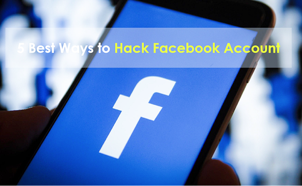 Hack Facebook Account and Password