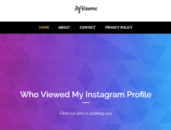 How to check who has Viewed your Instagram Profile 2019
