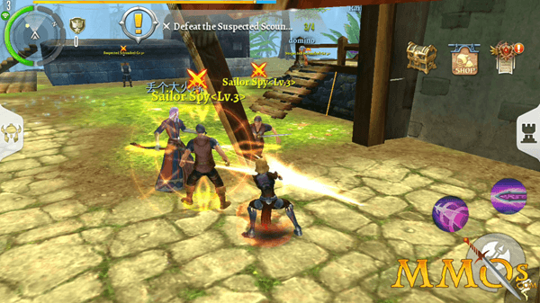 Order and Chaos Online 2 is one of the top MMORPGs for your Android smartphone.