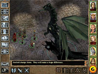 Baldur's Gate, Baldur's Gate II, and Icewind Dale is one of the top best paid Android games.