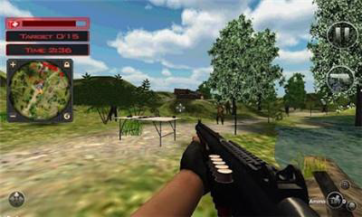 Commando Revenge is one of hte top free paid Android games for your device.