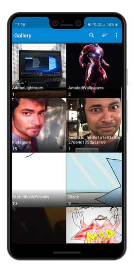 Simple Gallery is one fo the best QuickPic Alternatives For Android Users.
