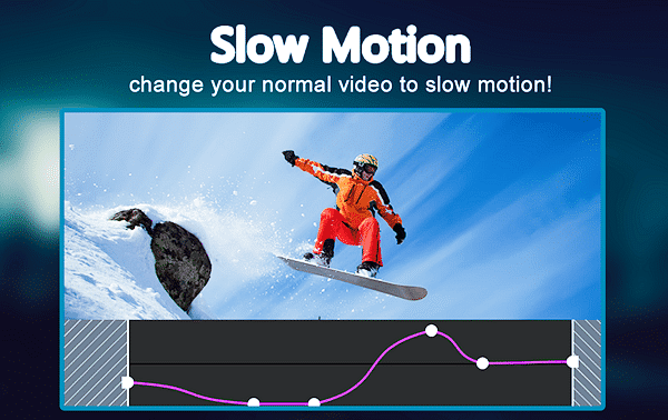 Slow Motion Video FX is one of the top slow motion video Apps for Android.