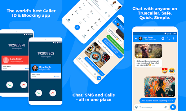 Truecaller is one of the best Call Blocker Apps for Android.