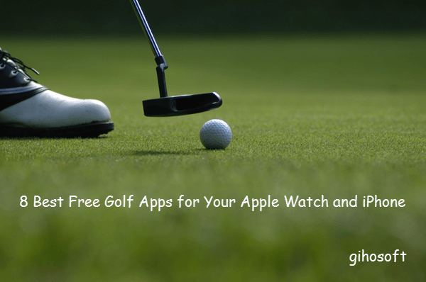 Best Free Golf App for Your Apple Watch and iPhone.