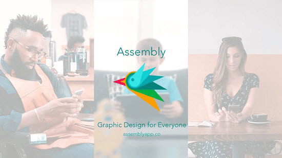 Assembly is one of the best free Apps for iPad Pro.