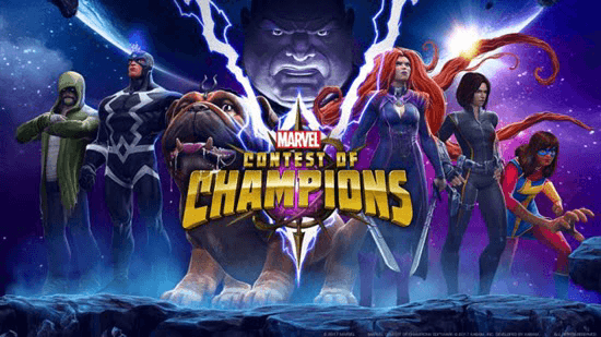 Marvel Contest of Champions is one of the best free Apps for iPad Pro.