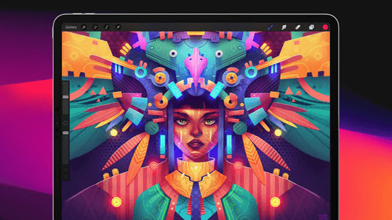 Procreate is one of the best free Apps for iPad Pro.