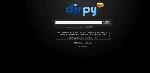 Dirpy is one of the flexible tool to convert YouTube videos.