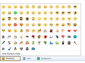 Emoji Type is one of the top WhatsApp emoticon apps for Android users.