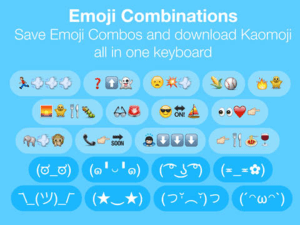 Emojiyo is one of the top WhatsApp emoticon apps for iPhone.