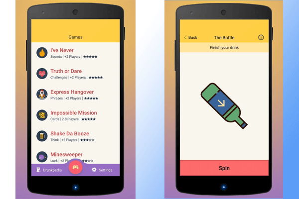 Game of Shots is one of the best drinking game apps for Android and iOS.