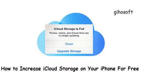 iCloud Storage Full?