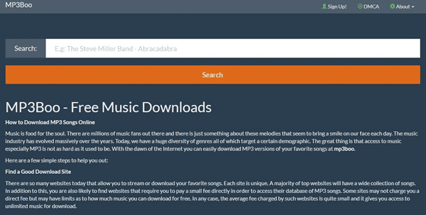10 Best Free Music Download Sites like MP3BOO