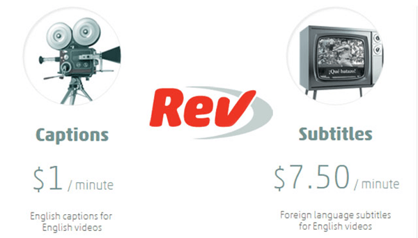 Rev Caption is one of the best tools for managing Subtitles/CC on YouTube.
