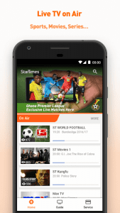 StarTimes – Live TV & Football Football Streaming Apps.