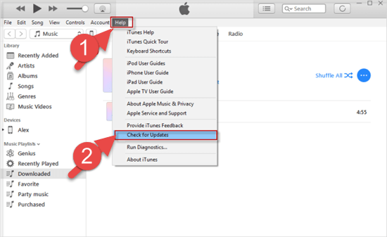 How to Fix iTunes Not Recognizing iPhone on Mac/Windows PC