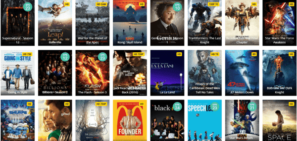Io Movies is one of the top alternatives to 123Movies.