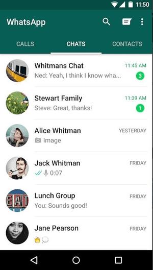 WhatsApp is one of the must-have Android Apps to get the most out of your phone.