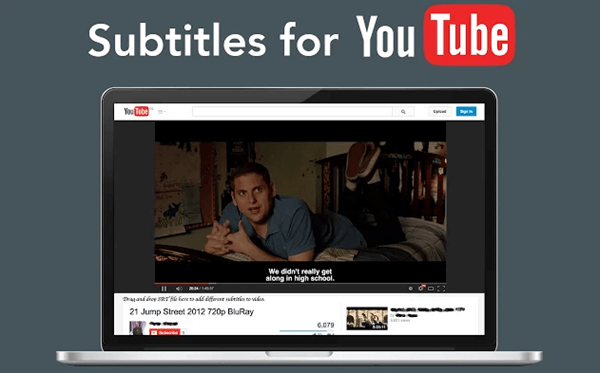Subtitles for YouTube is one of the best tools for managing Subtitles/CC on YouTube.