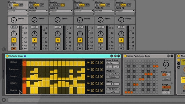 Ableton Live is one of the best audio editing software.