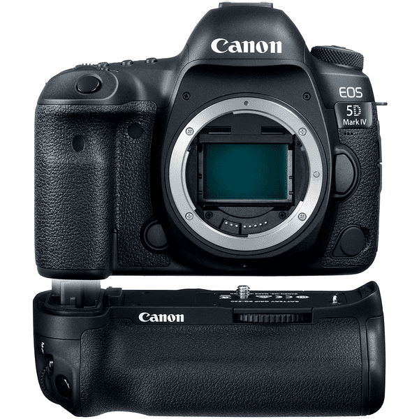 Canon E.O.S. 5D Mark IV is one of the top 4k video cameras/camcorders.