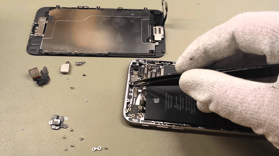 Dismantle Your iPhone.