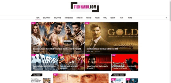 Filmy Anju is an Indian torrent website where you can find unlimited Bollywood movies