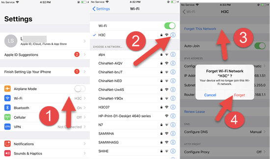 iPhone WiFi Keeps Dropping After iOS Update? Here's the Fix